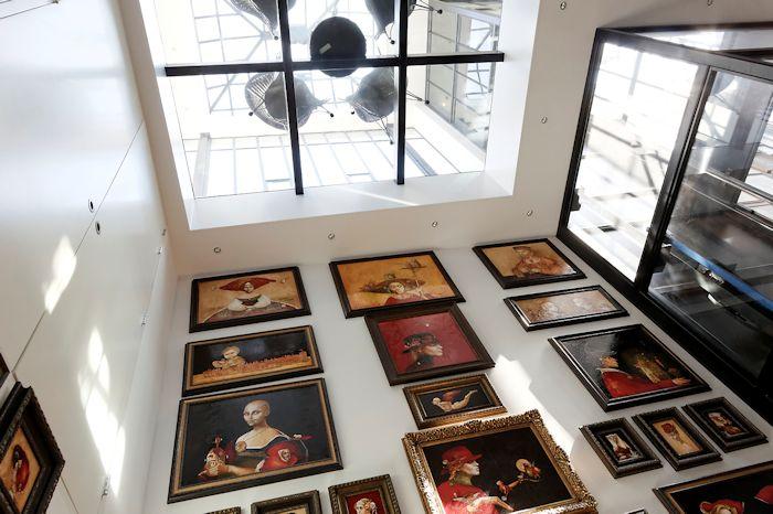 Jeroen Bosch Huis, iov Bert Damen, Den Bosch, 15 5 2015